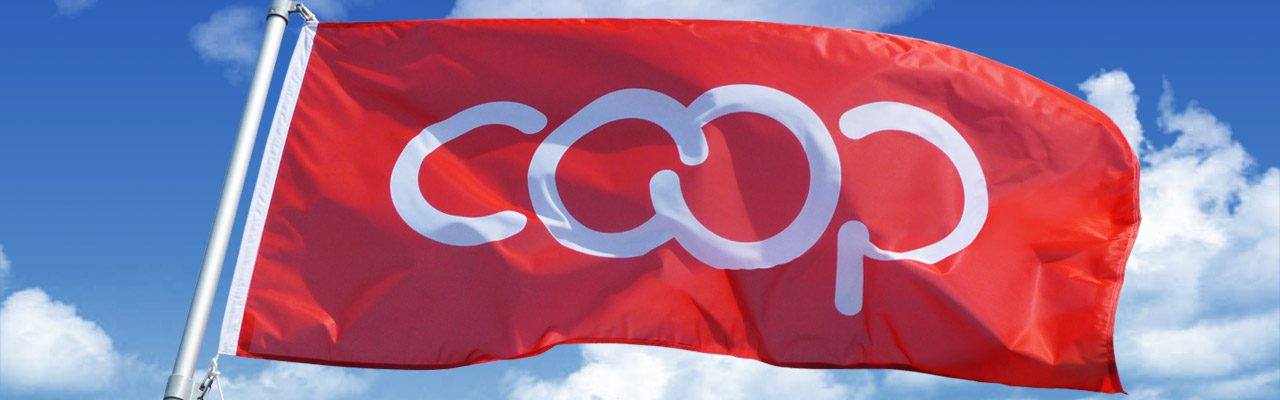 Co-op Flags