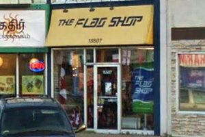 The Flag Shop Edmonton